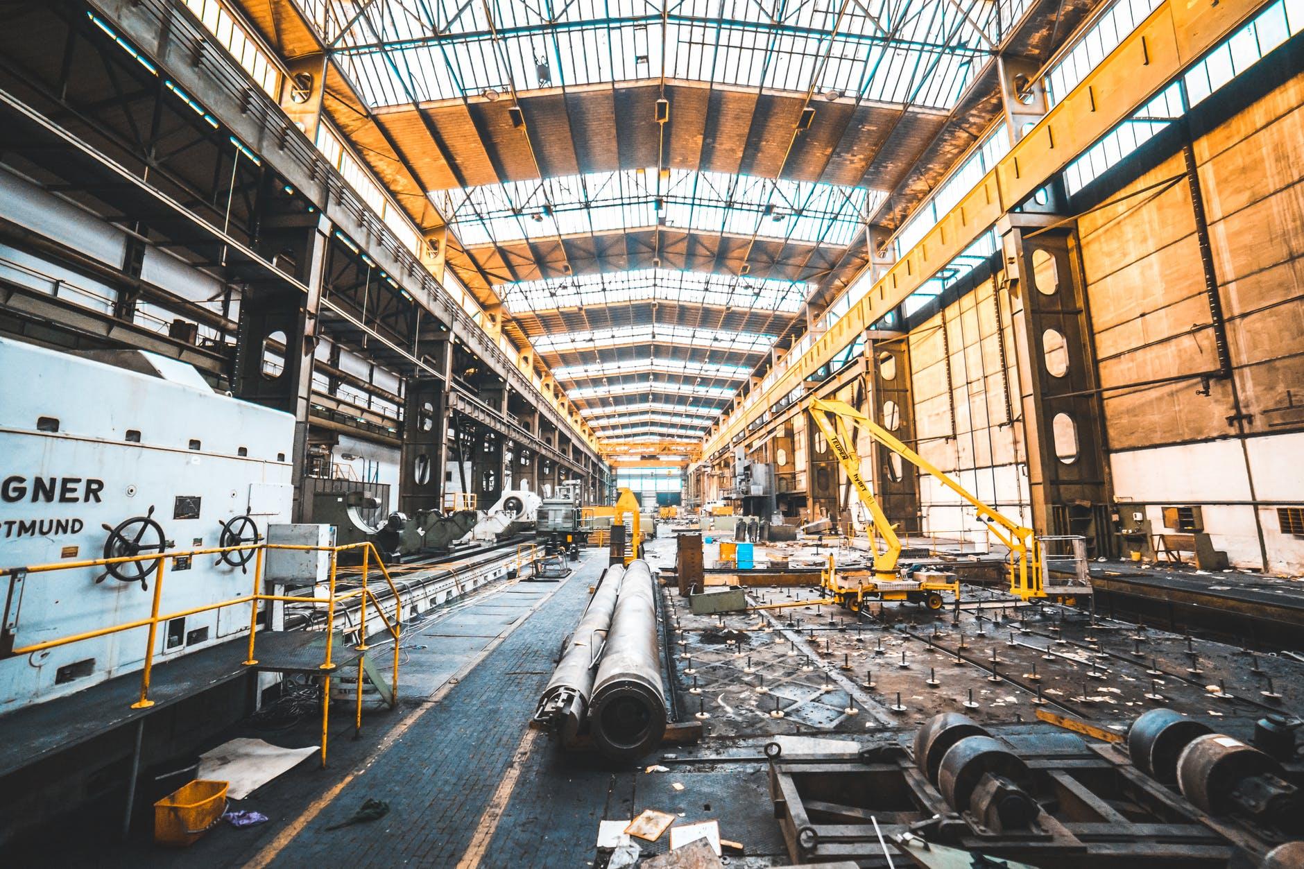 L'industrie européenne est en déclin!