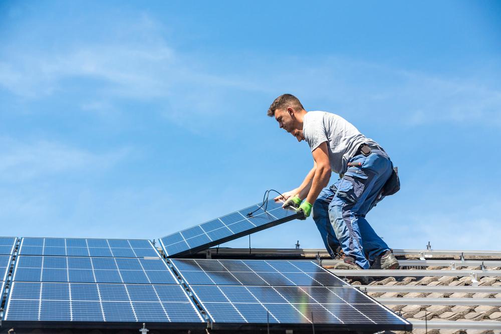 Construire une toiture photovoltaïque